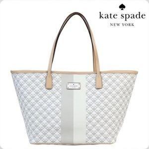 Kate Spade Penn Place Margareta White Tote